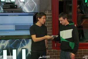 2. Sieger: Alexander Hasselfeld